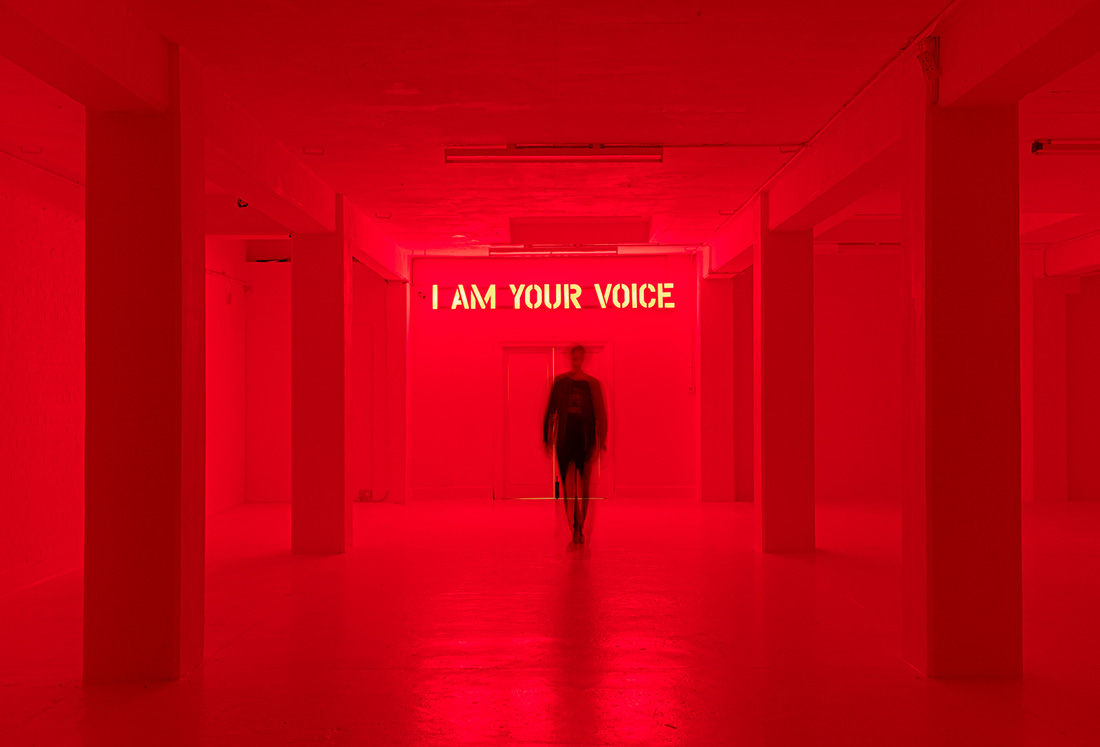 KARST - Claire Fontaine 'I Am Your Voice'