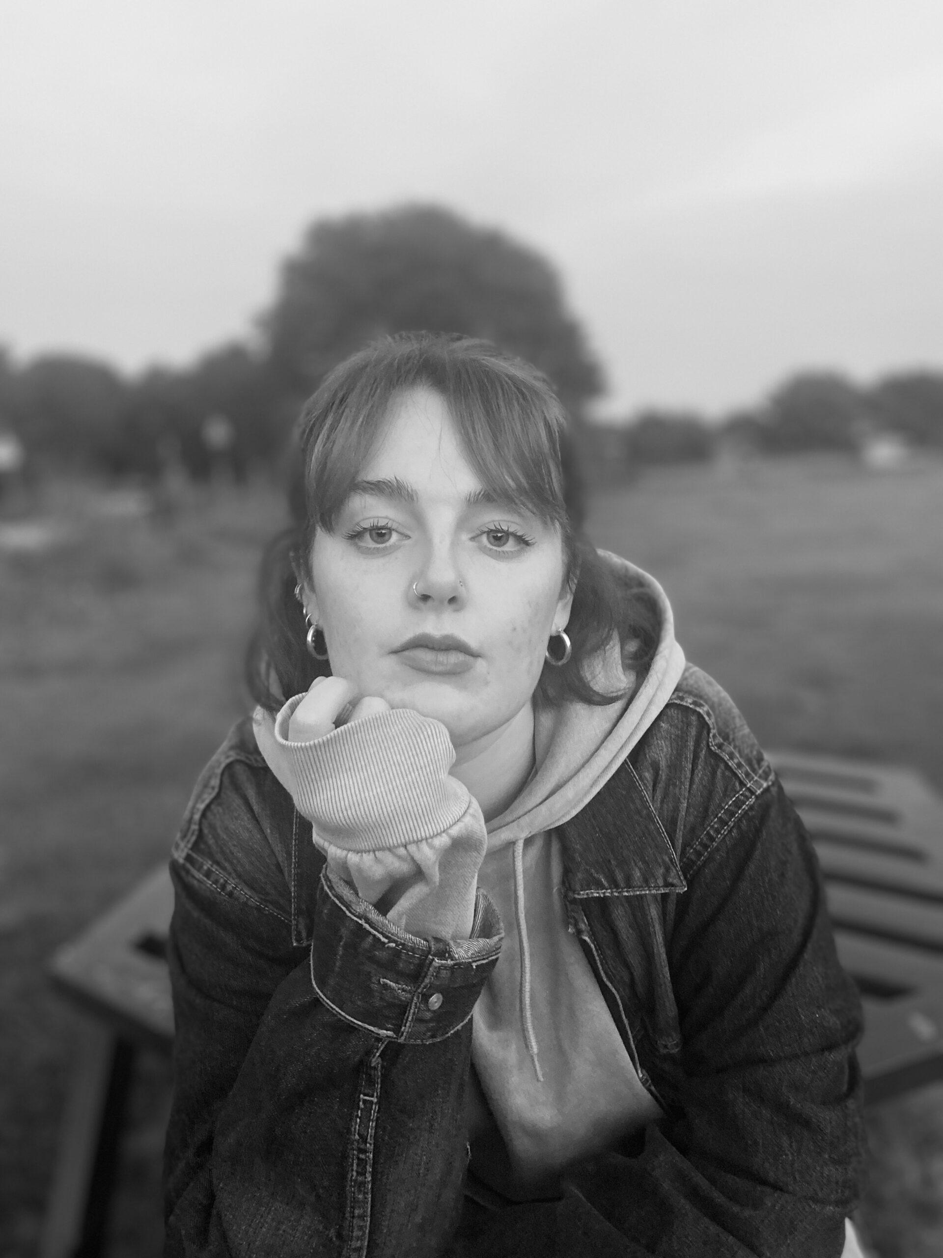 Portrait of Annie Shrosbree